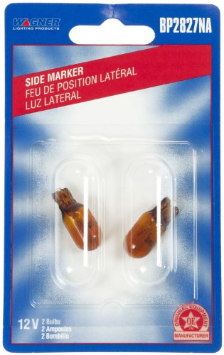 Wagner Lighting BP2827NA Natural Amber Miniature Bulb - Card of ()