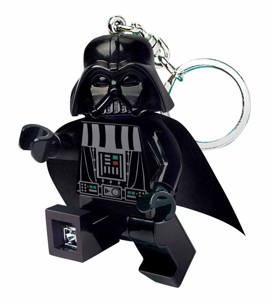 LEGO Mini lámpara de bolsillo Star Wars, 7,6 cm