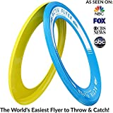 Activ Life Flying Rings [Yellow/Cyan] Cool Outdoor