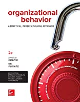 Loose Leaf for Organizational Behavior: A Practical, Problem-Solving Approach, Looseleaf, 2nd Edition Front Cover