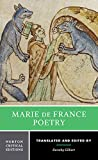Marie de France: Poetry (First Edition)  (Norton Critical Editions)