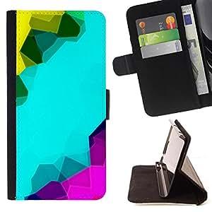 Kingstore / - Bleu - Samsung Galaxy S5 Mini, SM-G800