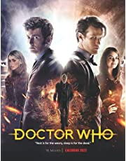 Doctor Who 2022 Calendar: 16-month Mini Calendar 2022 with Large Grid for Note - To do list, gorgeous 8.5x11'' Small Calendar, Non-Glossy Paper