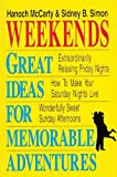 Weekends, Sidney Simon and Hanoch McCarty, 1558743006