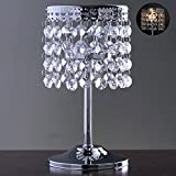 Cheap Efavormart Elegant Metal Votive Tealight Crystal Candle Holder Wedding Dining Room Coffee Table Decorative Centerpiece – 7.5″