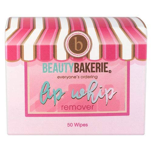 Beauty Bakerie Lip Whip Remover - 50 Wipes by BBK (Image #2)