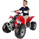 Peg Perego Polaris Outlaw - Red