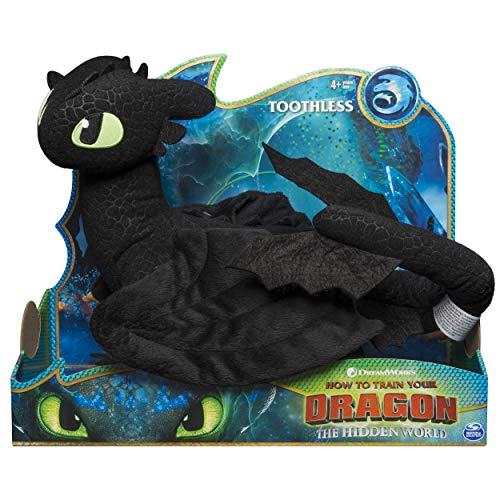 Dreamworks Dragons, Toothless 14