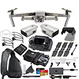 DJI Platinum Mavic Pro (Obsidian) 2 Battery Advanced Bundle (Version 2)