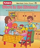 Who's in the Kitchen?, Denise Lewis Patrick and Golden Books Staff, 0307123847