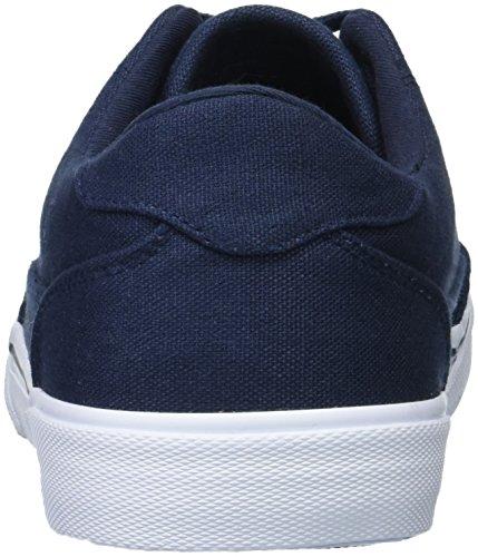 Lugz Mens Stockwell Sneaker Navy/White ZXIMlz8FY