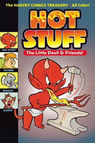 Hot Stuff the Little Devil & Friends: The Harvey Comics Treasury,Volume 2