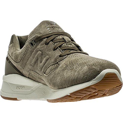 New Balance 530 SE Sage Green Suede Trainers