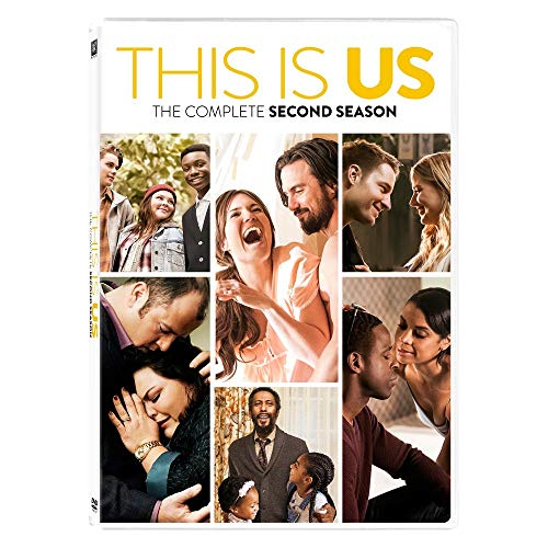 Twentieth Century Fox This is Us: The Complete Second Season DVD (All Of Us Complete Series)