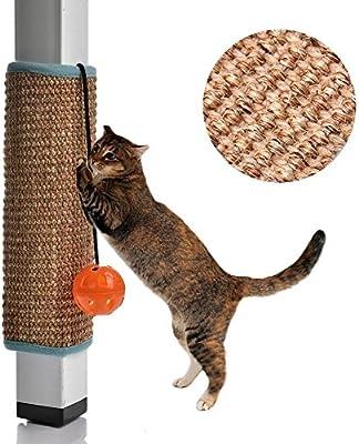 Anddoa - Esterilla rascadora para Gatos, rascador para Gatos ...