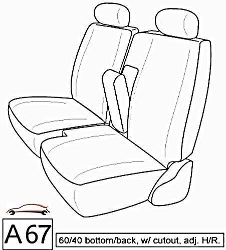 40 Split Bench Seat