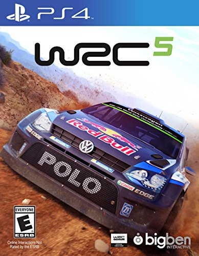 WRC 5 - PlayStation 4 - PlayStation 4