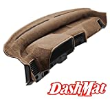 DashMat Original Dashboard Cover Ford and Mercury (Premium Carpet, Caramel)