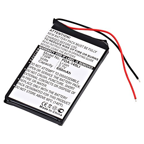 Pda Battery Pack - Ultralast PDA-145LI Replacement Battery for Palm Z22 PDA