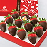 Edible Arrangements Fresh Chocolate Covered Strawberries Gift Box