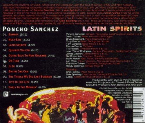 Latin Spirits