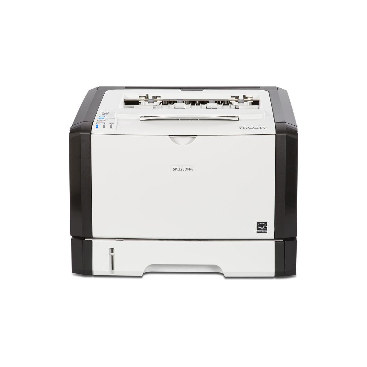 Ricoh 407975 Wireless Monochrome Printer