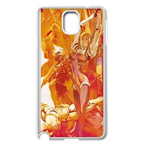 zone of the enders Samsung Galaxy Note 3 Cell Phone Case White yyfD-404441