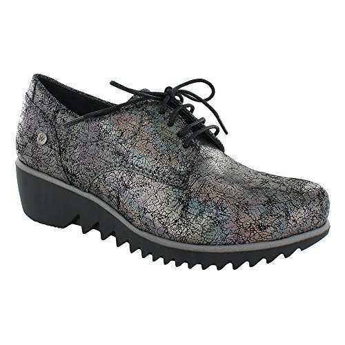 3deaea95c8 À Lacets 03814 Confort Suede Chaussures Wolky nbsp;gobly MetalSofa VzMqSUpG