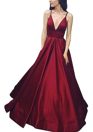 Kleid mit tiefen taschen