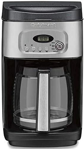 Cuisinart DCC2205FR Coffee on Demand 12 Cup Programmable Coffee Maker - Refurbished