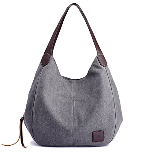Canvas Hobo Handbags - 3
