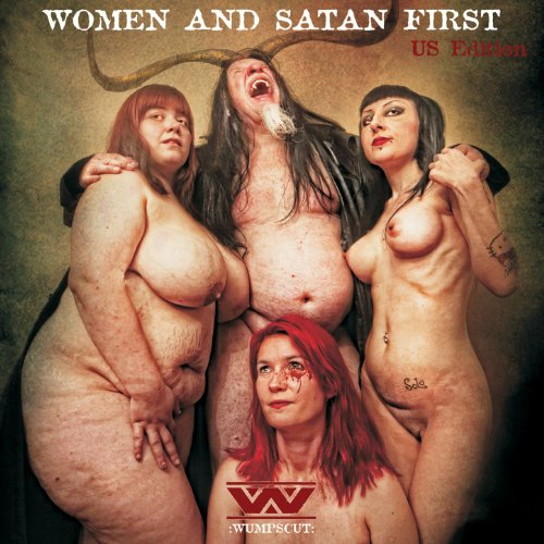 :Wumpscut: - Women And Satan First (2012) [FLAC] Download
