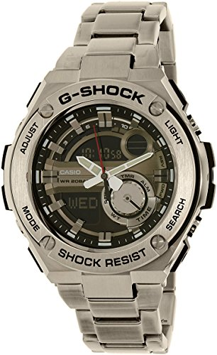 G Shock G Steel GST 210D 1A Watches Size product image
