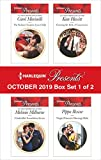 Harlequin Presents - October 2019 - Box Set 1 of 2