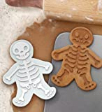 Fred and Friends Gingerdead Men Cookie Cutter/Stamps Home improvement / accessories