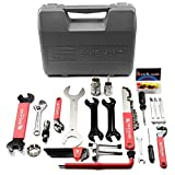 Image of Bikehand Bike Bicycle Repair Tools Tool Kit Set
