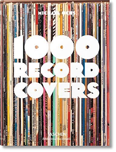 (1000 Record Covers (Bibliotheca Universalis) (German Edition))