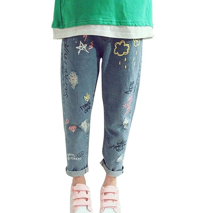 Amazon.com: Pantalones vaqueros de conejo para bebé ...