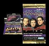 1995 Skybox Star Trek Voyager Season 1 Trading Sealed Jumbo Hobby Pack