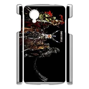 Google Nexus 5 phone cases White Dark Souls Phone cover KLW4139987