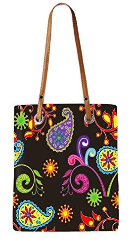 Snoogg Sac de plage, Multicolore (multicolore) - LTR-BRO-10520-ToteBag
