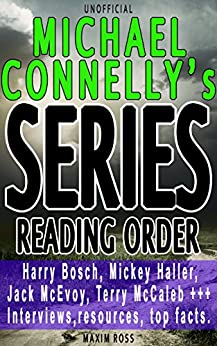 Michael connelly mickey haller books
