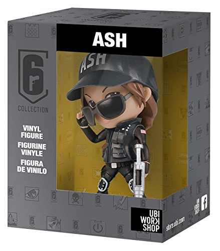 ubisoft six collection  Ubisoft Six Collection Merch Ash Chibi Figurine - PlayStation 4 ...