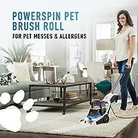 Hoover Powerdash Pet Compact Carpet Cleaner Lightweight Fh50700 Blue