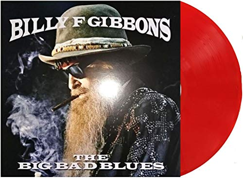 (The Big Bad Blues (Limited Edition Red Vinyl))