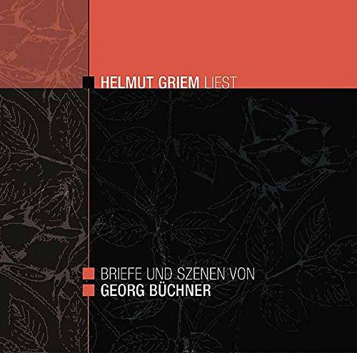 Briefe Von Georg Büchner : Helmut griem junglekey image