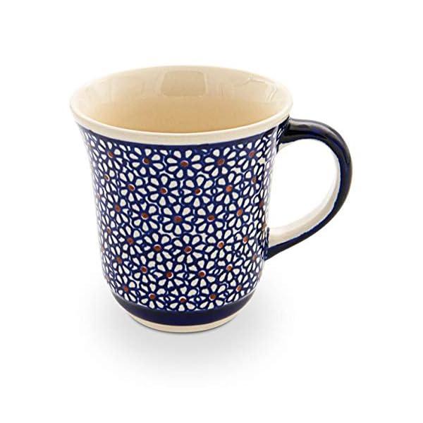 Bunzlauer Ceramic Mug Diameter 12.2 cm Height 10.3 cm Volume 0.3 Litres Design 120