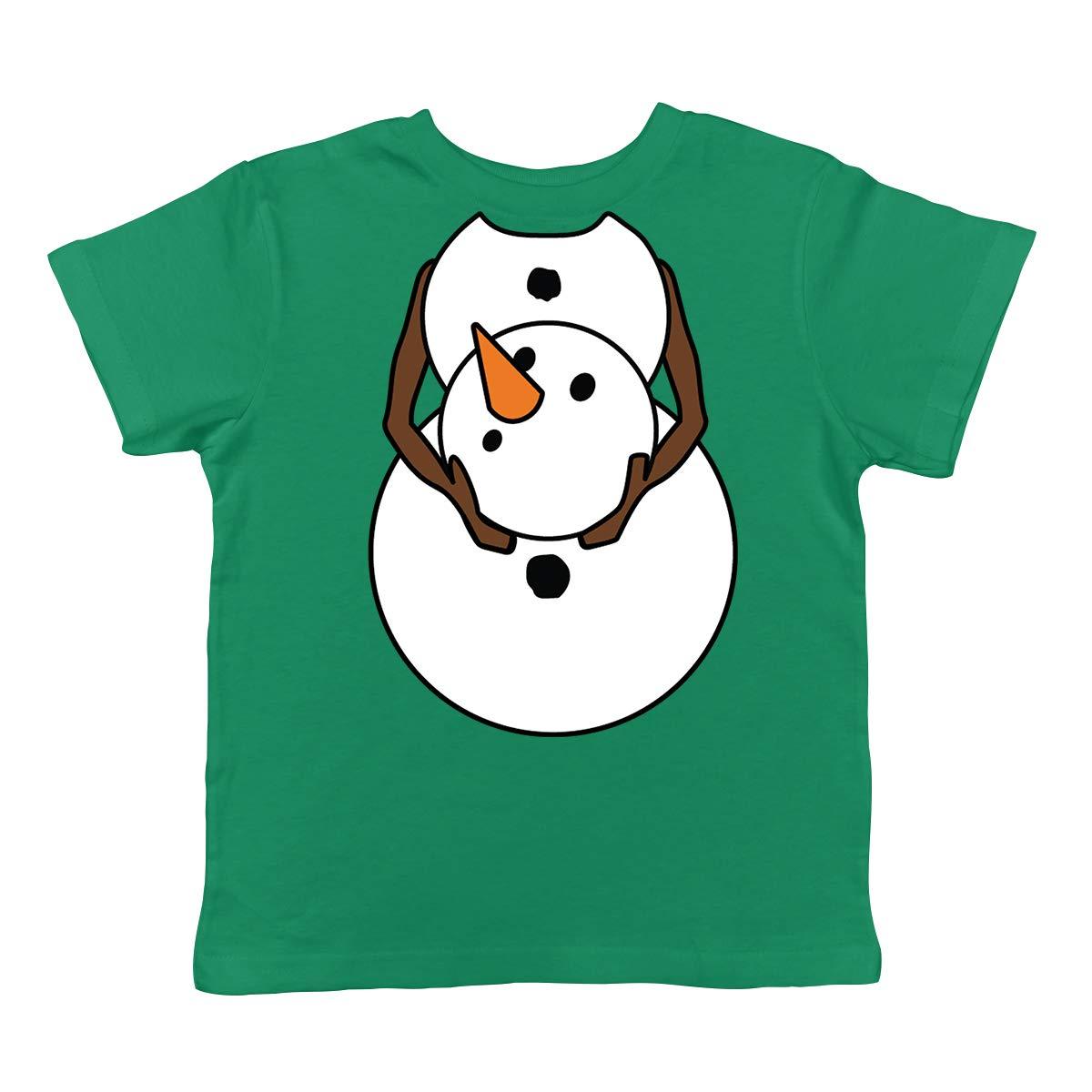 SpiritForged Apparel Snowman Costume Infant T-Shirt