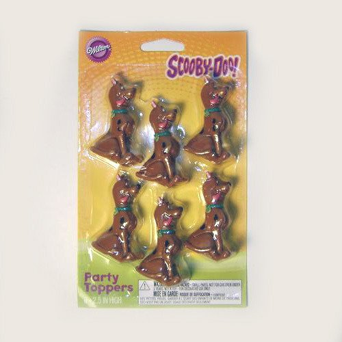 Wilton Scooby-Doo Party Toppers -