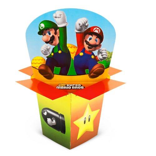 Super Mario Bros Party Supplies - Centerpiece